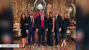 Trump Jr. Shares Belated Thanksgiving Family Dinner Photo [Video]