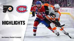 NHL Highlights | Flyers @ Canadiens 11/30/19 [Video]