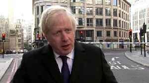 British PM calls for tougher sentences for terrorism offences [Video]