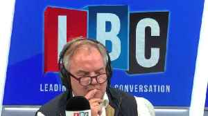 Lord Hattersley tells LBC Harold Wilson did NOT remain neutral in 1975 referendum [Video]