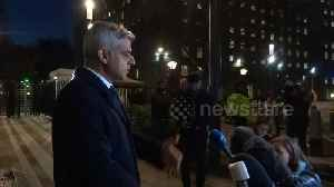 London Mayor Sadiq Khan condemns London Bridge terror attack [Video]
