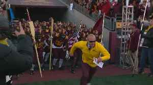 Gophers Gear Up For Badger Border Battle [Video]