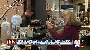 News video: Kansas City boutique battles shoplifting ahead of busy holiday season