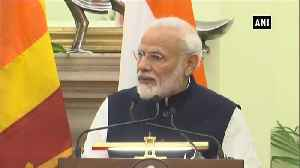 PM Modi announces USD400 million line of credit to Sri Lanka to strengthen its economy [Video]