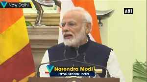 Strong Sri Lanka is not only in interest of India but for entire Indian Ocean PM Modi [Video]
