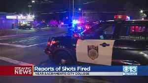 Police Investigating Reports Of Shots Fired After H.S. Football Championship Game At Sacramento City College [Video]