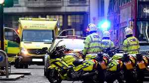 Police treating London Bridge attack as 'terror' incident [Video]