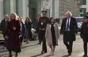 News video: British PM calls for tougher sentences for terrorism offences