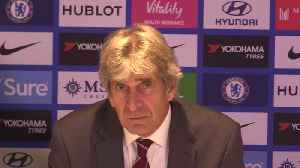 Manuel Pellegrini: I was more worried about the players preserving our strategy than losing my job [Video]