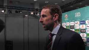 Gareth Southgate expects England to face a tough group at Euro 2020 [Video]