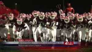 Warner Robins football to face Clarke Central at the MAC in Round 3 of GHSA playoffs [Video]