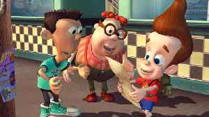 Jimmy Neutron Boy Genius movie (2001) [Video]
