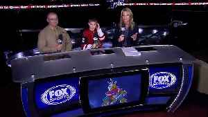 US Marine surprises son on the ice at Coyotes game [Video]