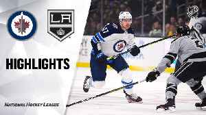 NHL Highlights | Jets @ Kings 11/30/19 [Video]