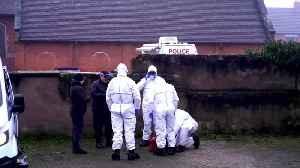 Forensics team seen at home of London Bridge attacker [Video]