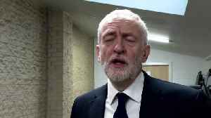 Corbyn demands full investigation of any mistakes over London Bridge attacker [Video]