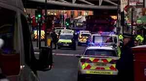 'I ain't no terrorist': London Bridge attacker in 2008 [Video]