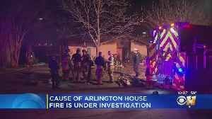 'Several' Dogs Found Dead Following Arlington House Fire, Officials Say [Video]