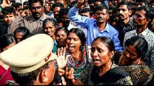 Protests in India over Telangana vet's suspected rape, murder