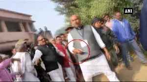 News video: Clash breaks out between Congress, BJP candidates in Jharkhand Palamu
