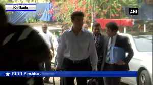 Sourav Ganguly arrives at BCCI office for Annual General Meeting [Video]
