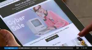 News video: Wirecutter.com Senior Staff Writer Offers Cyber Monday Shopping Tips