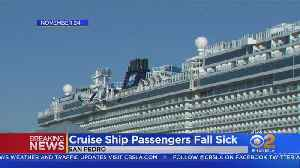 At Least 10 Passengers Sickened Aboard Norwegian Cruise Ship [Video]