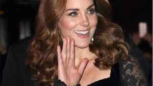 News video: Kate Middleton: 2 Days Secretly Shadowing Midwives