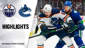 NHL Highlights | Oilers @ Canucks 12/01/19 [Video]