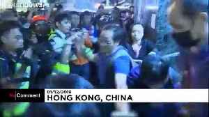 Hong Kong marchers keep pressure on Lam after local vote [Video]