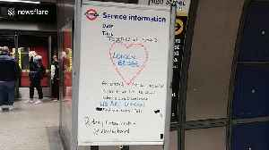 'Together we stand': London Bridge tube station shows solidarity after terror attack [Video]