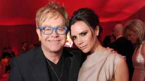 Victoria Beckham salutes Elton John on World AIDS Day [Video]