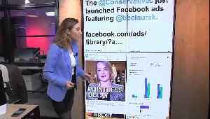 Facebook takes down Conservative ad that featured BBC content   #TheCube [Video]