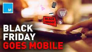 Black Friday sees increase in online sales [Video]