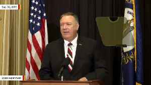 Mike Pompeo Says 'Authoritarian Regimes Don't Go Easily' [Video]