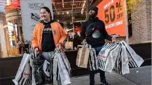 Black Friday Gets More Sales Online [Video]