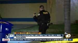 Man injured in Oceanside shooting [Video]