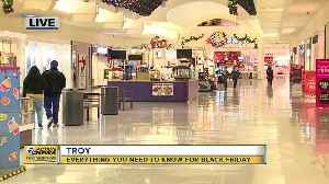 Oakland Mall welcomes customers for Black Friday [Video]