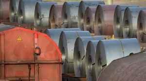 News video: Trump Imposes Steel And Aluminum Tariffs On Brazil, Argentina