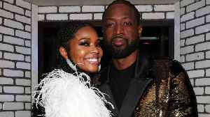 Gabrielle Union & Dwyane Wade: Son's Fake Nails In Thanksgiving Photo [Video]