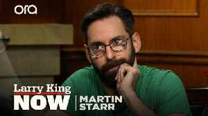 If You Only Knew: Martin Starr [Video]