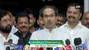 CM Uddhav Thackeray takes back cases filed against environmentalists during Aarey protest [Video]