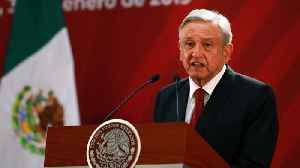 Mexican President Says They Will Handle Country issues Without Intervention [Video]