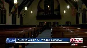 Omaha churches join forces with Nebraska AIDS Project to end the stigma [Video]