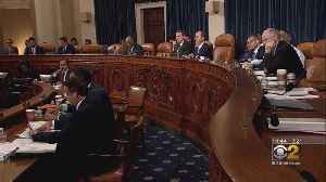 News video: Trump Won't Participate In House Committee Impeachment Hearing