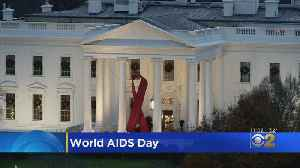 Nation Commemorates World AIDS Day [Video]