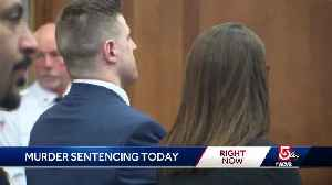 News video: Man to be sentenced in wife's murder