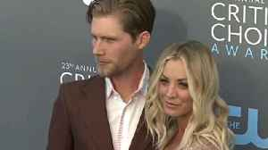 Kaley Cuoco's husband celebrates 'amazing' wife on her birthday [Video]