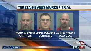 State expected to rest case in Sievers trial Monday [Video]