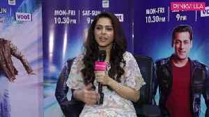 Bigg Boss 13 Madhurima Tuli says ex Vishal Singh and I can team up inside Sidharth Shukla [Video]